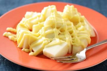 食譜:烹煮沙拉筍與美奶滋DIY