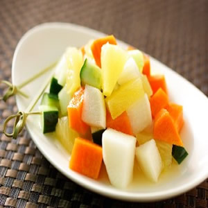 甘醋泡菜(1)