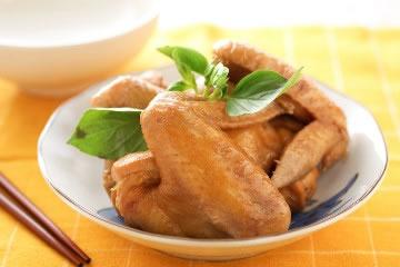 食譜:炒糖色,滷出漂亮雞翅