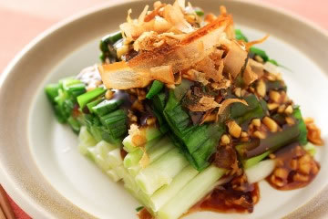 食譜:翠綠的涼拌韭菜如何煮