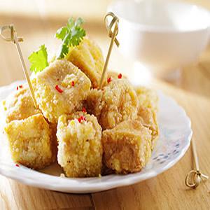 酥炸豆腐(1)