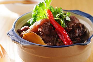 食譜:紅燒羊肉爐(2)