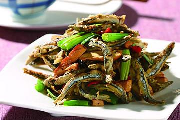 食譜:丁香炒豆干