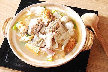 食譜:牲禮炸魚 變 砂鍋魚頭