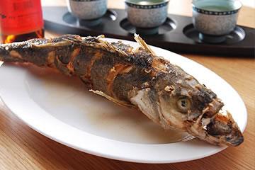 食譜:牲禮炸魚金黃挺直的秘訣