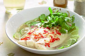 食譜:用電鍋做檸檬魚
