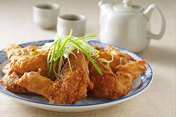食譜:古早味炸雞翅