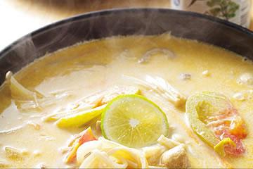 食譜:檸檬香茅椰奶鍋