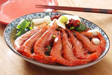 食譜:醉蝦-煮蝦的秘訣