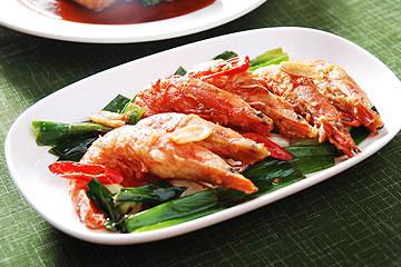 食譜:酥香的胡椒蝦