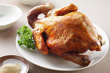 食譜:脆皮雞(2)