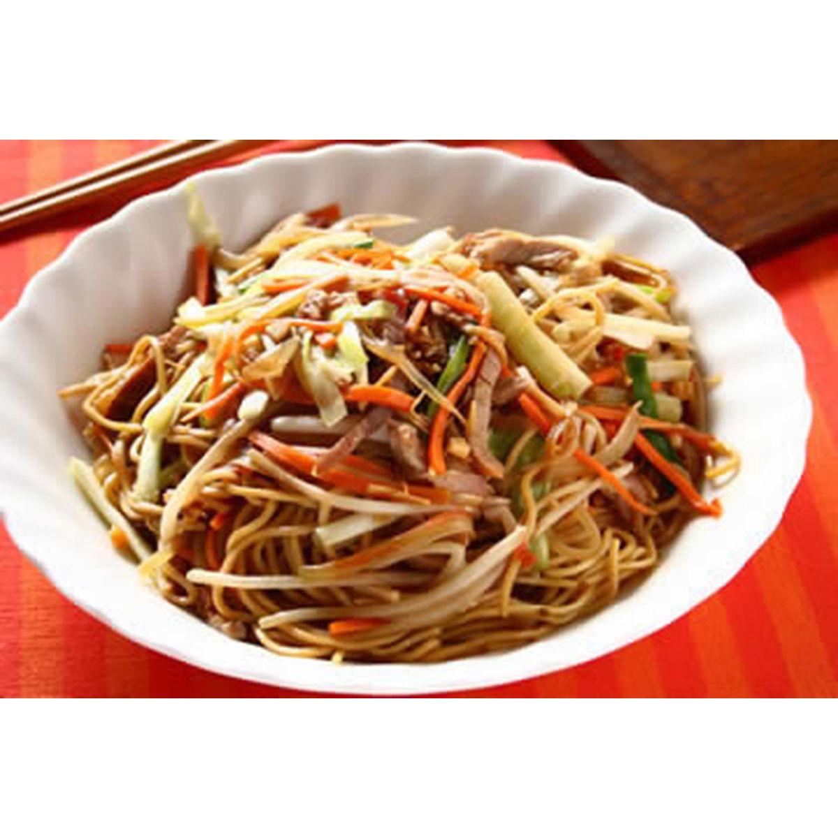 食譜:XO醬炒麵