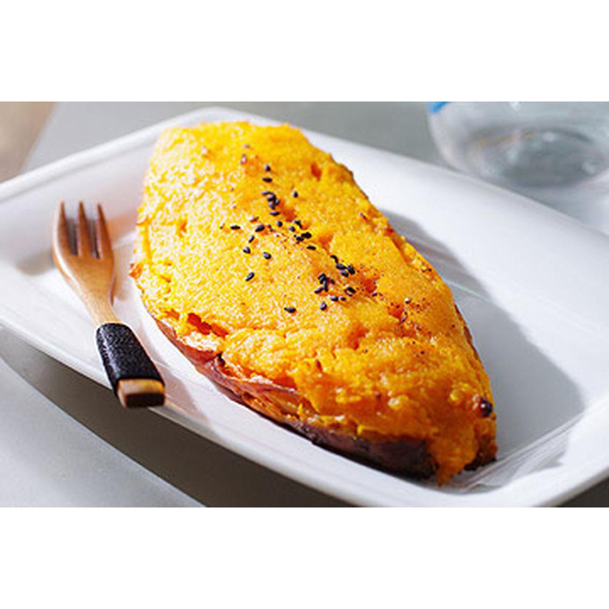 食譜:黃金番薯燒