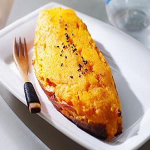 黃金番薯燒
