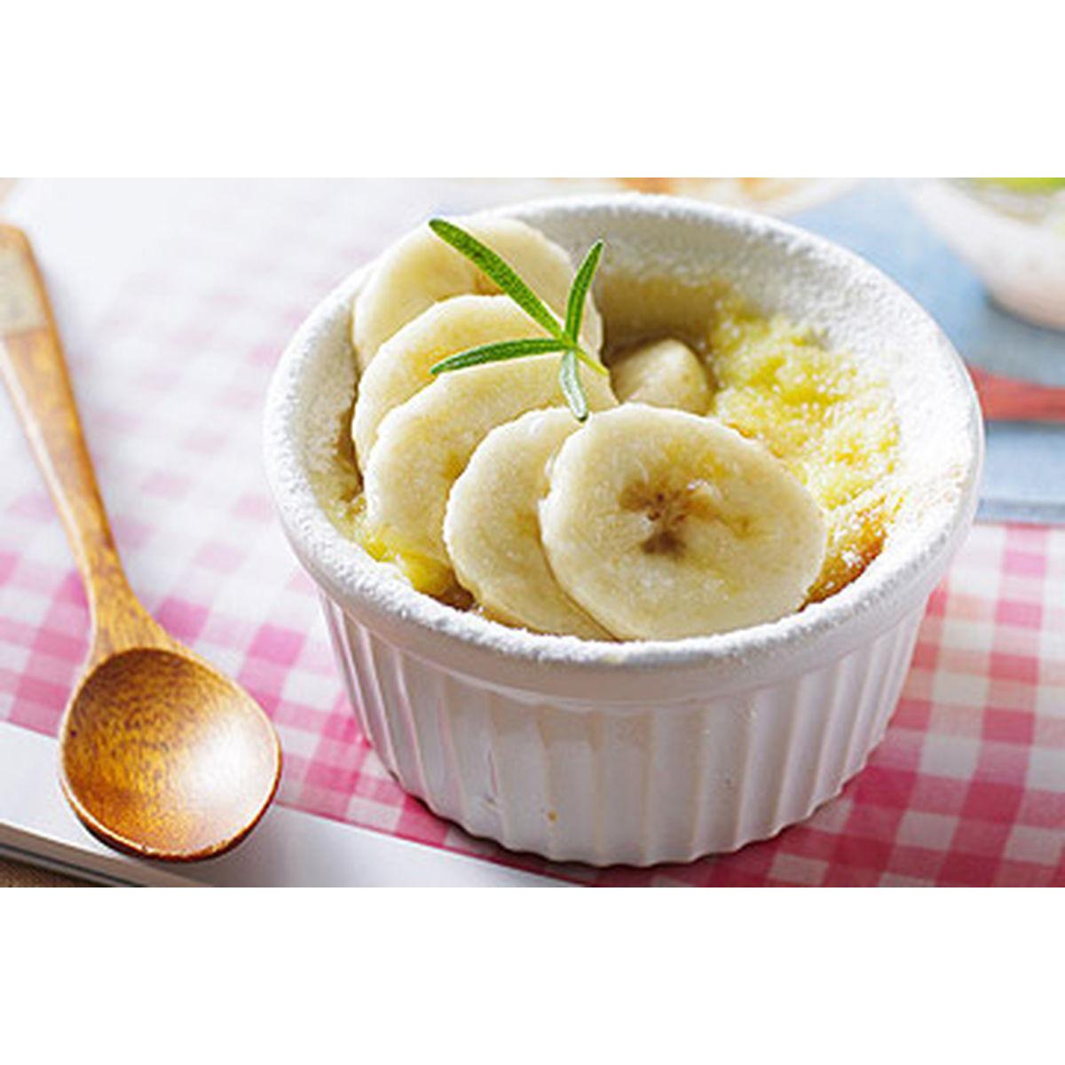 食譜:焗香蕉佐焦糖