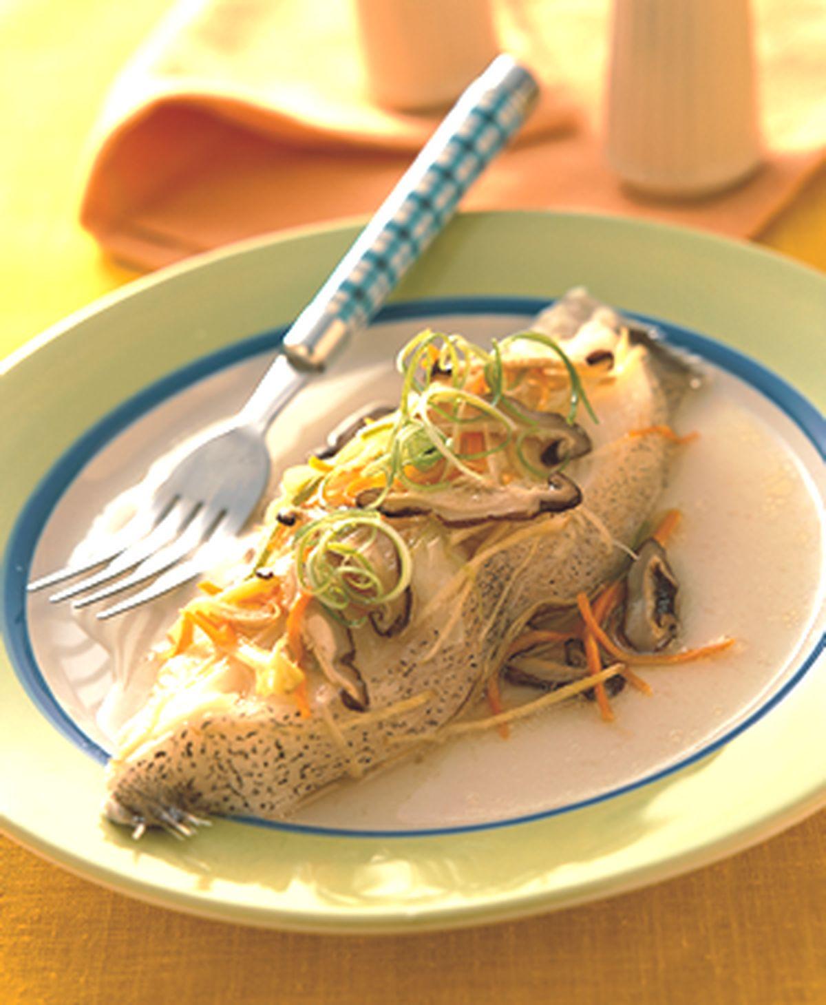 食譜:清蒸鱈魚