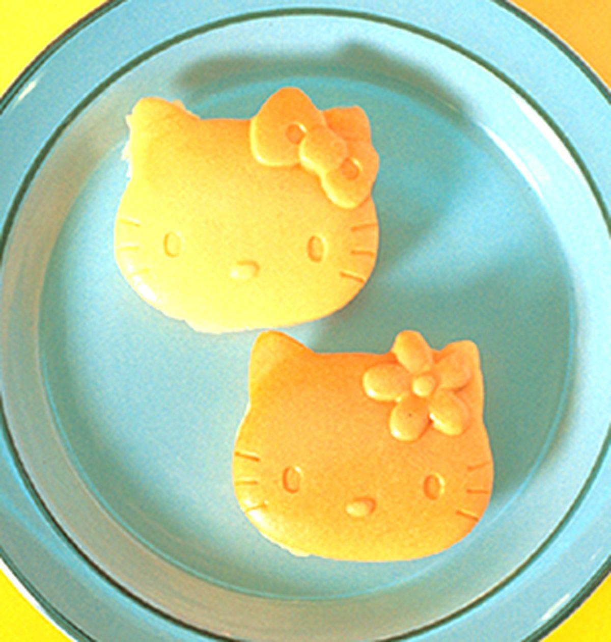 食譜:Kitty人形燒