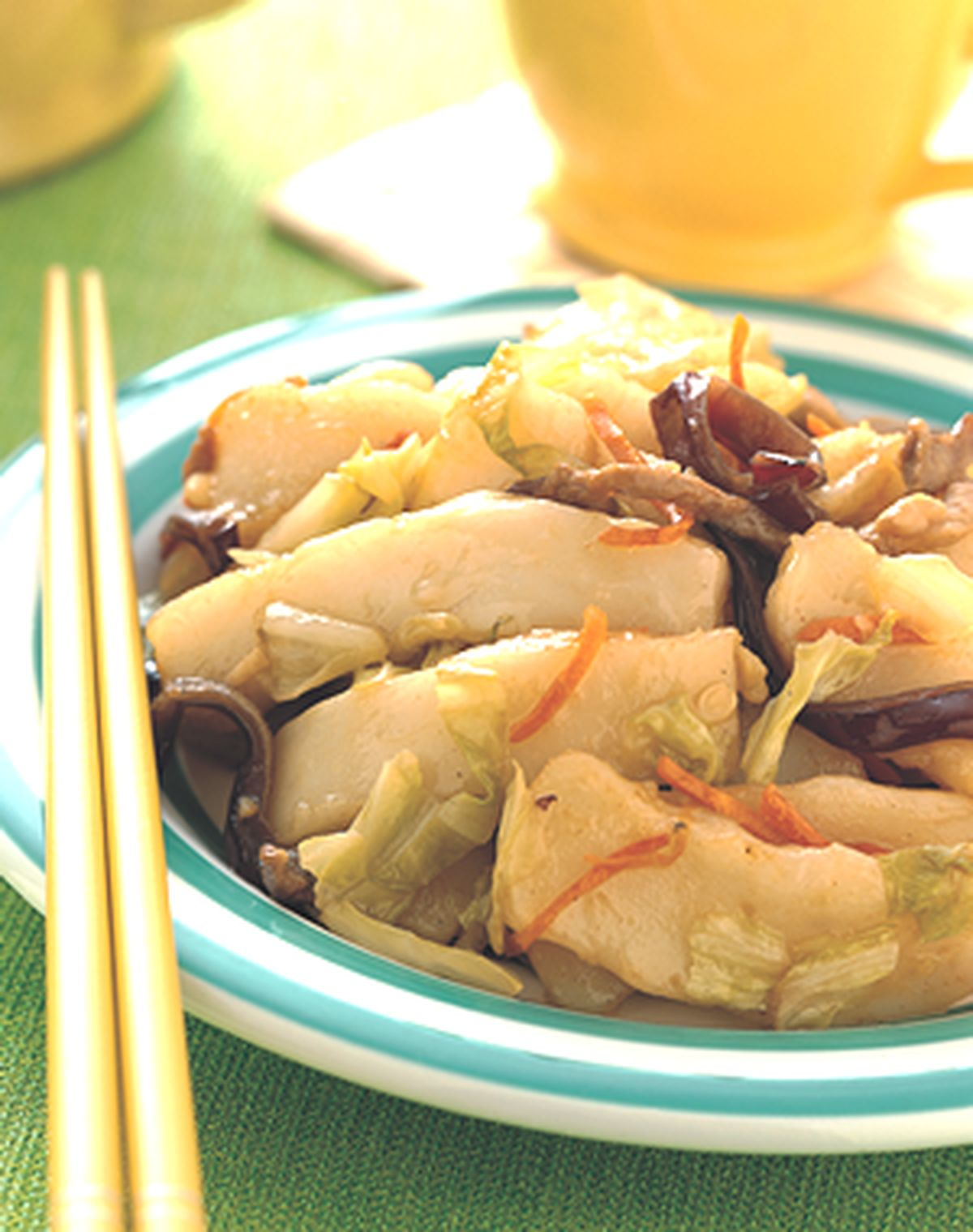 食譜:寧波年糕(2)