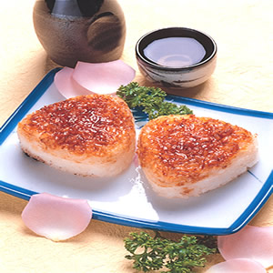 烤飯糰(2)
