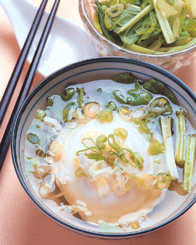 食譜:黃金蛋包湯