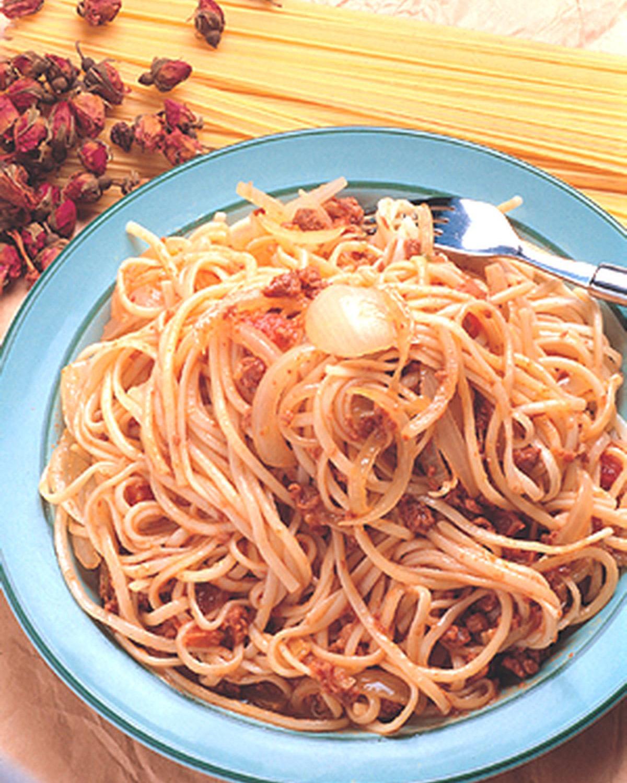 食譜:肉醬義大利麵