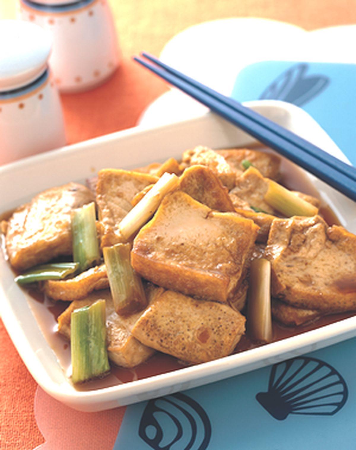 食譜:香煎豆腐