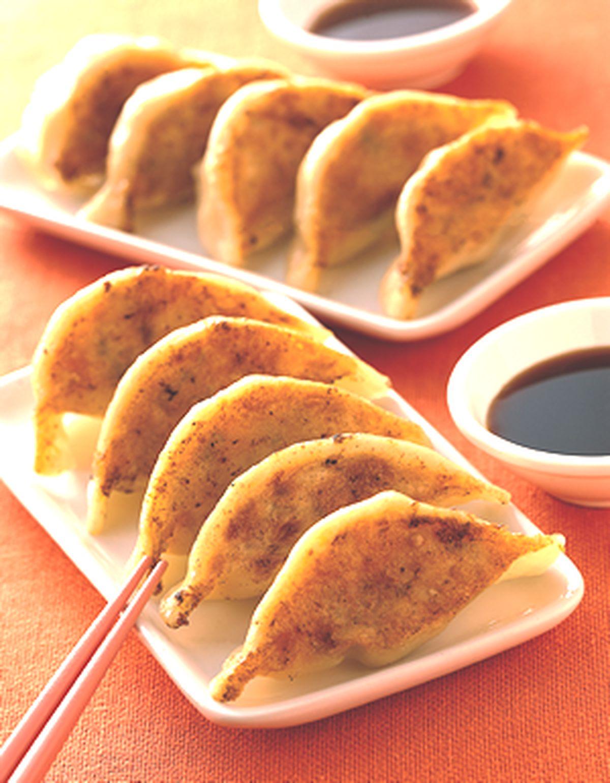 食譜:蝦仁煎餃