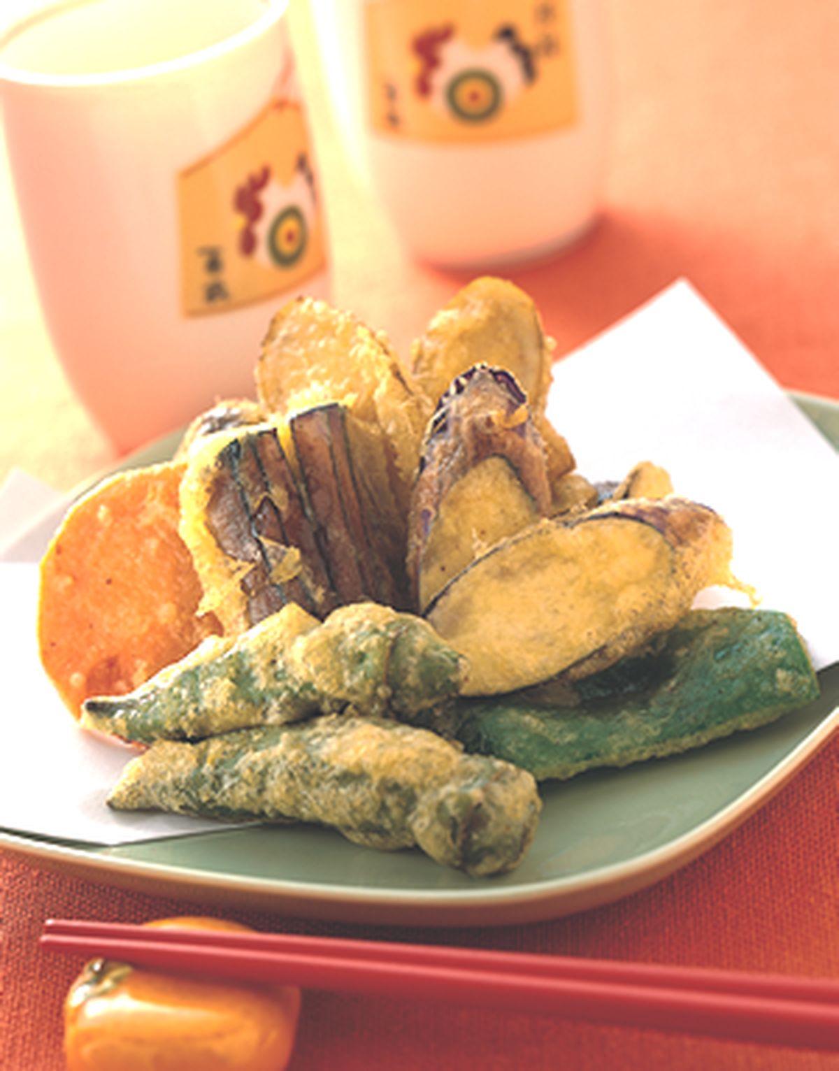 食譜:日式天婦羅