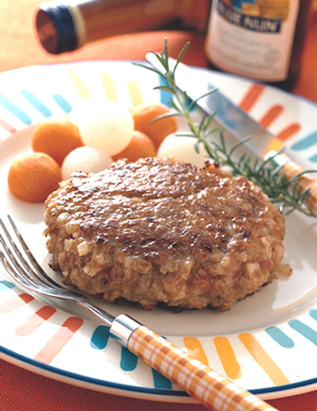 食譜:漢堡肉排