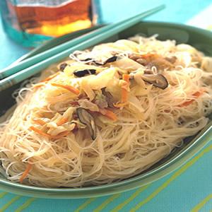 炒米粉(2)