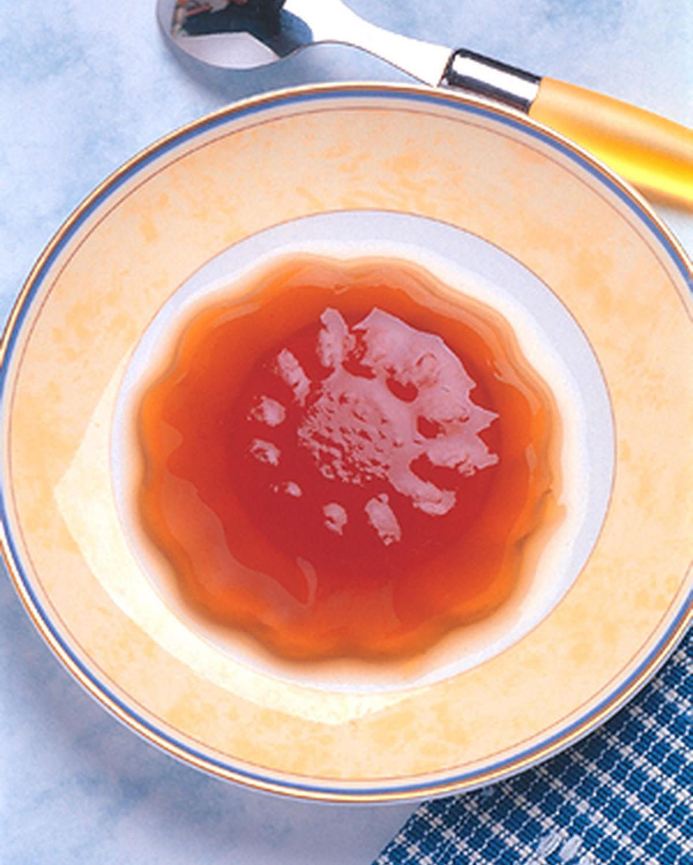 食譜:紅茶凍