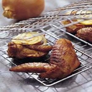烤雞翅、棒棒腿
