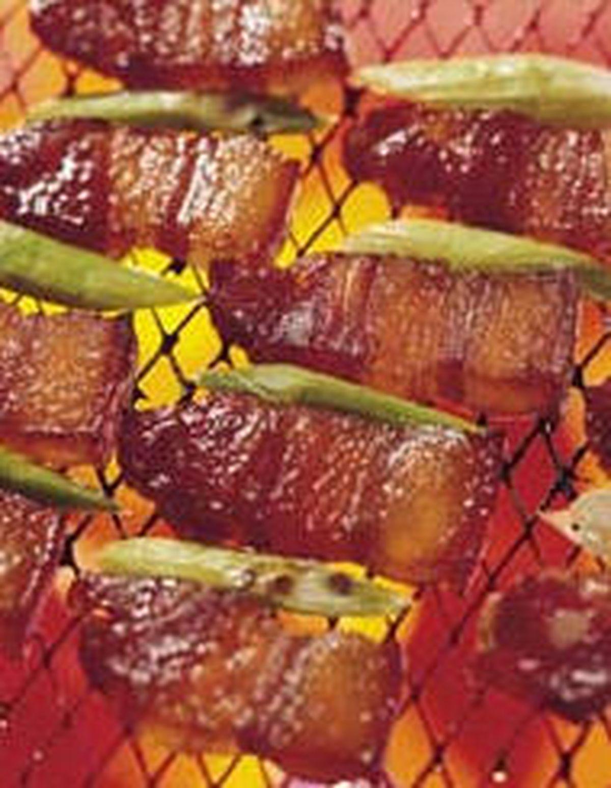 食譜:烤廣式三層肉