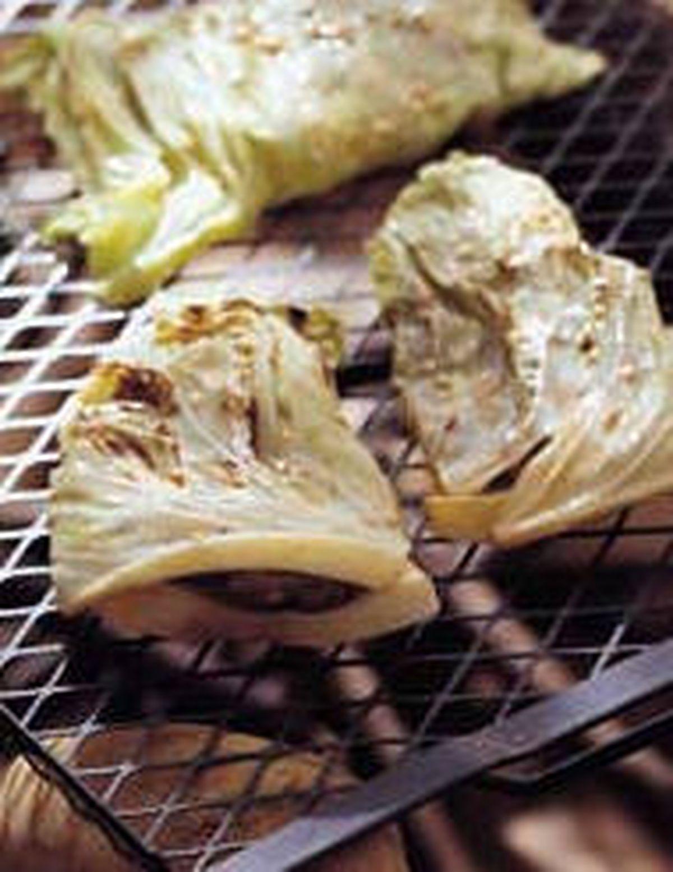 食譜:高麗菜羊肉卷