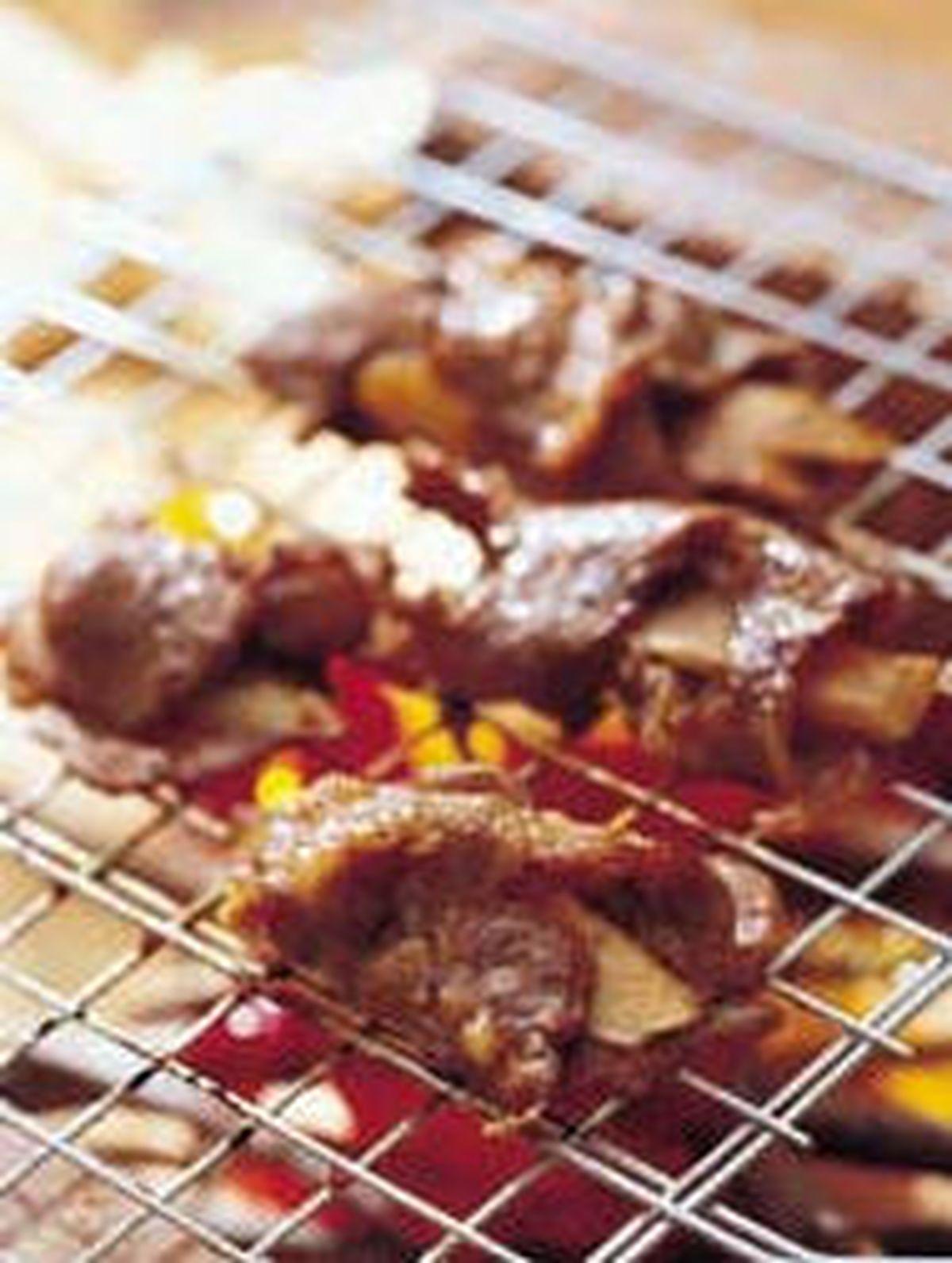 食譜:烤薑片豬肉卷