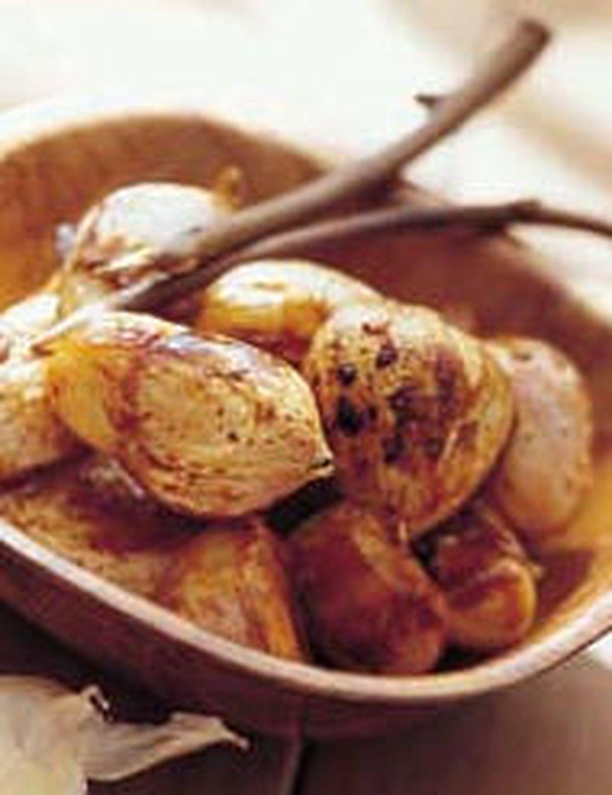 食譜:烤蒜頭