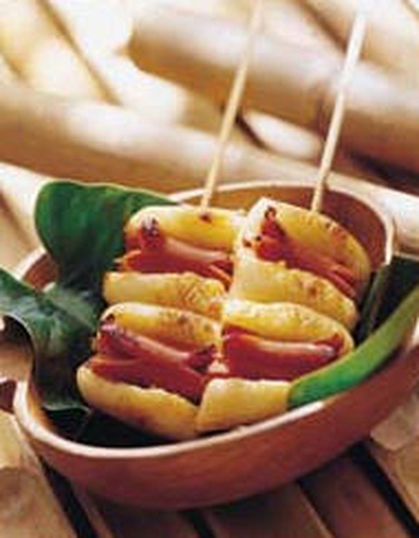 食譜:寧波年糕熱狗串