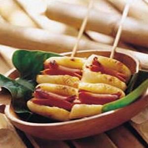 寧波年糕熱狗串
