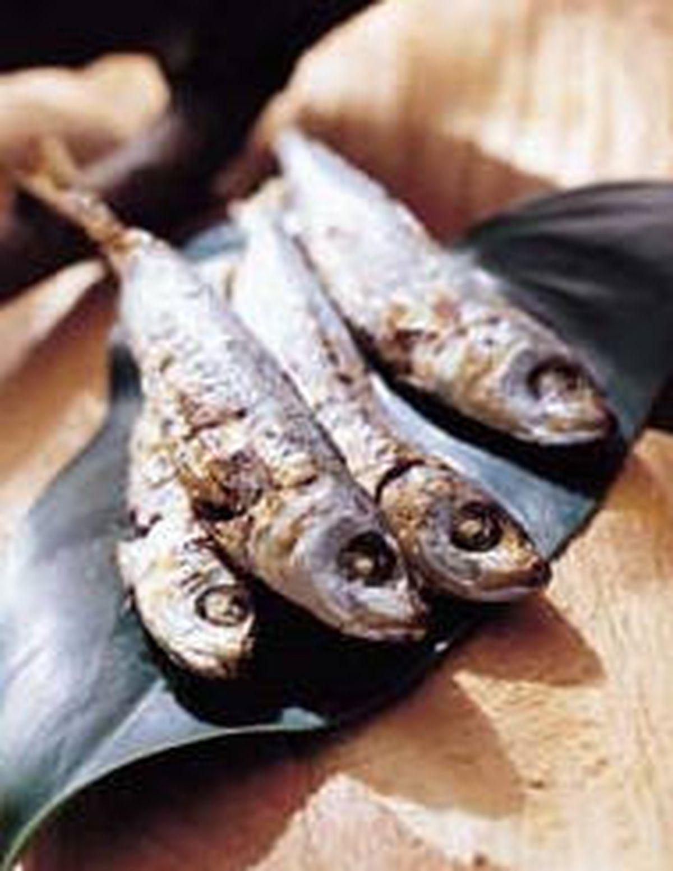 食譜:四破魚燒烤