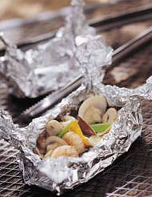 食譜:海鮮湯盒