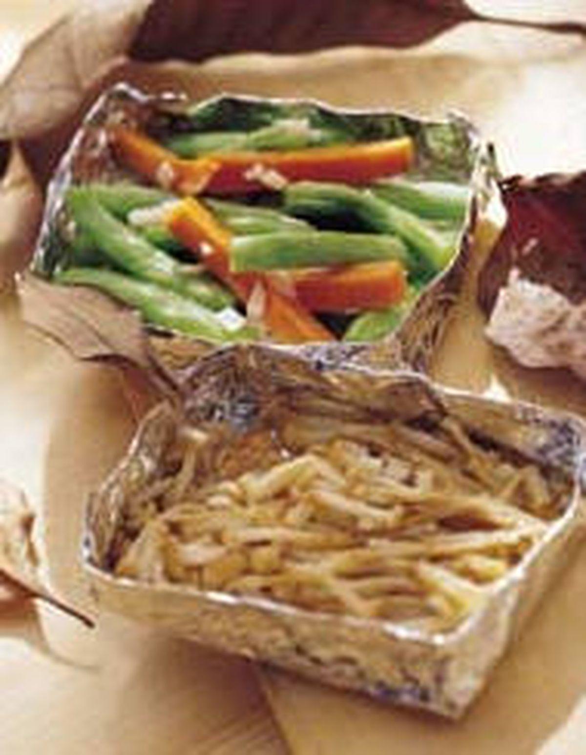 食譜:蔬菜盒