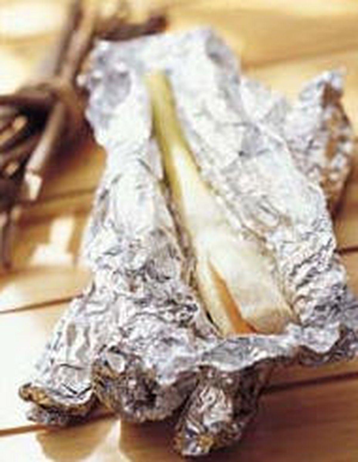 食譜:烤茭白筍