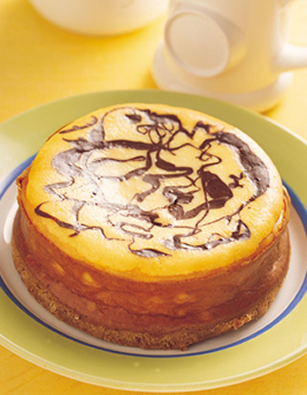 食譜:大理石乳酪蛋糕