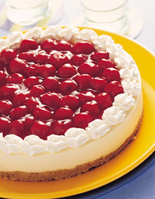 食譜:櫻桃蕾兒蛋糕