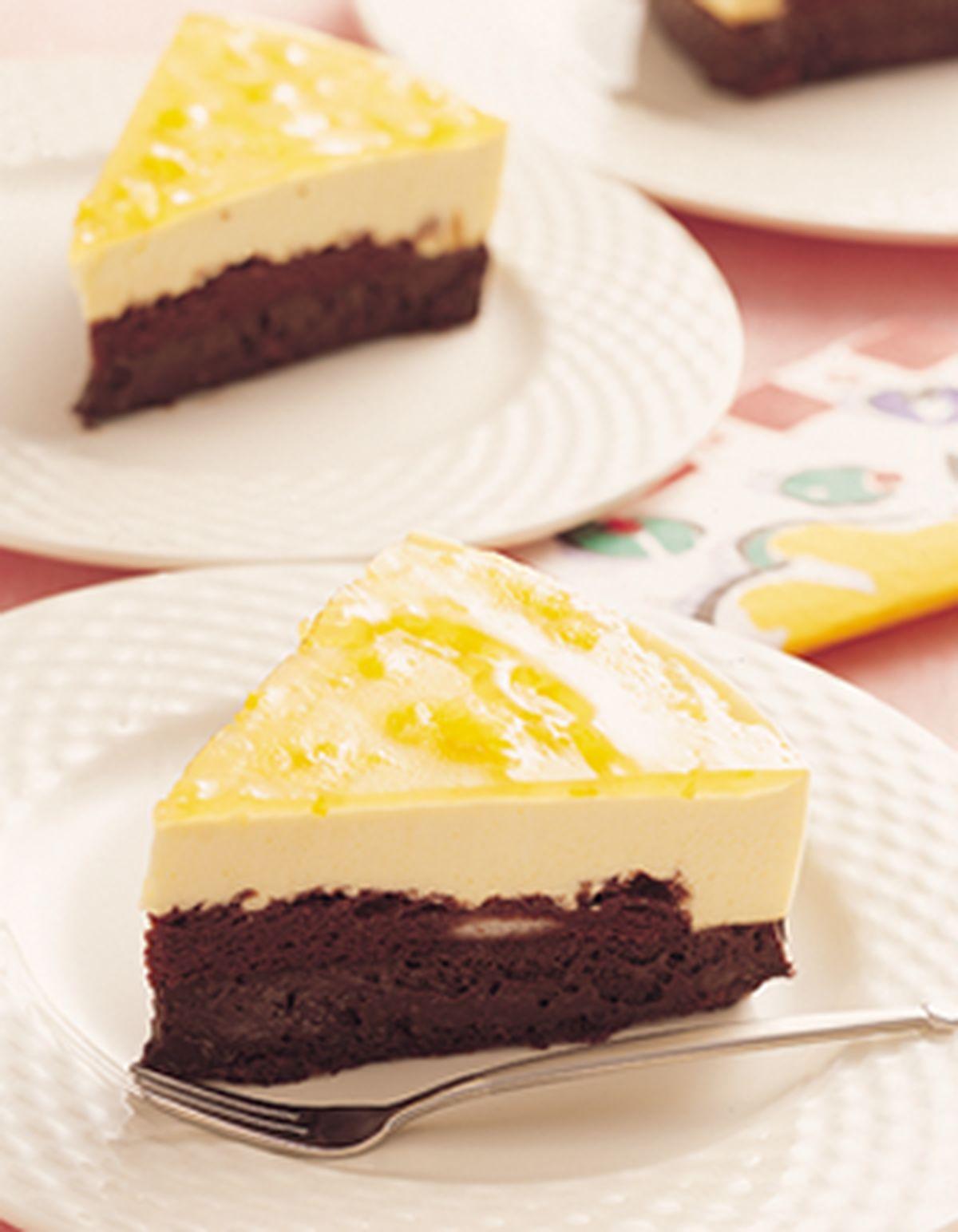 食譜:蔓達鈴慕斯蛋糕