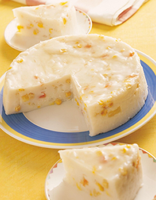 食譜:椰乳涼糕