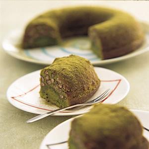 抹茶小倉蛋糕(1)