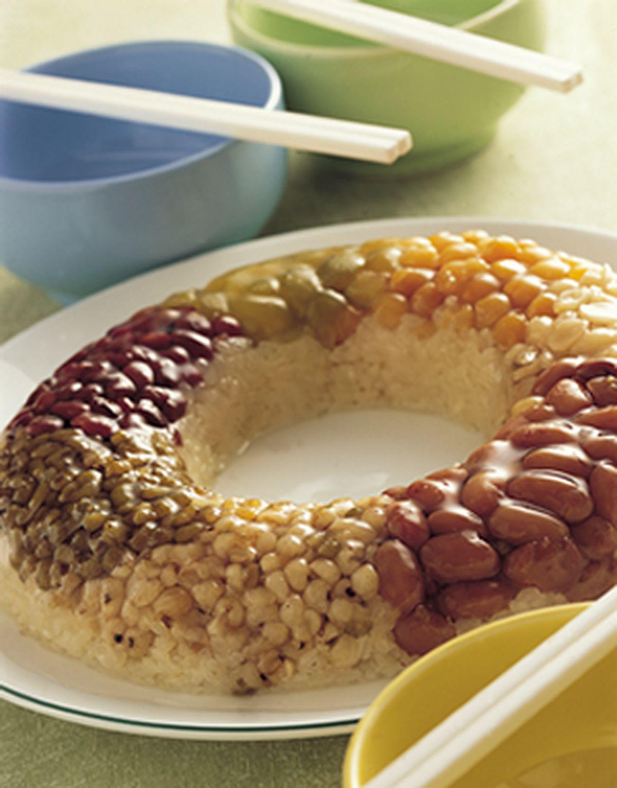 食譜:八寶飯(2)
