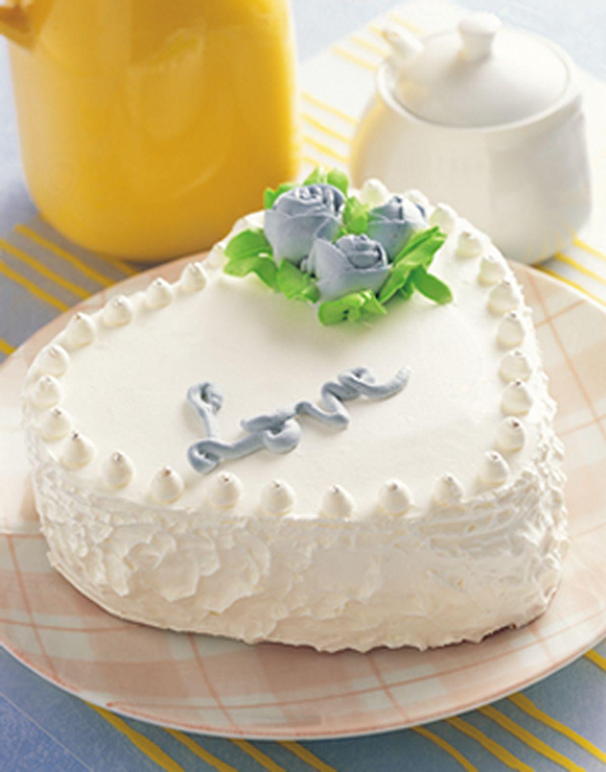 食譜:情人節蛋糕