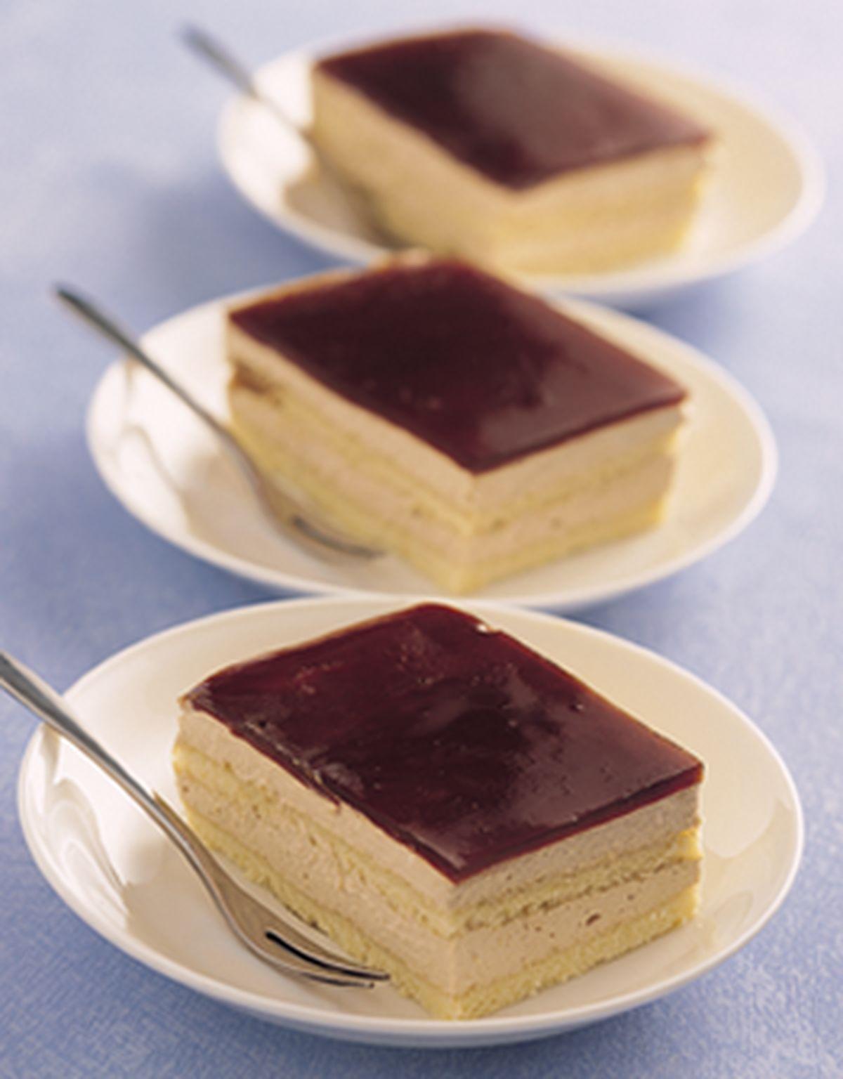 食譜:卡布奇諾蛋糕